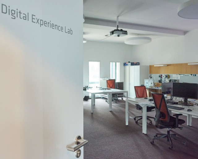 Photo of Digital Experience Lab